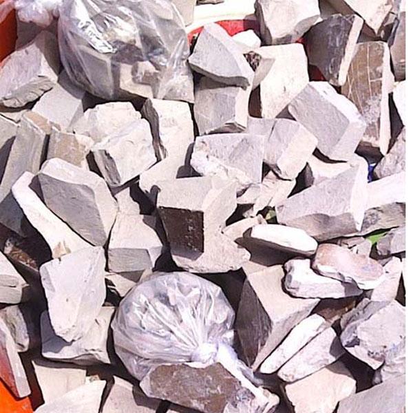 Ohoué (Kaolin ou calcaire)