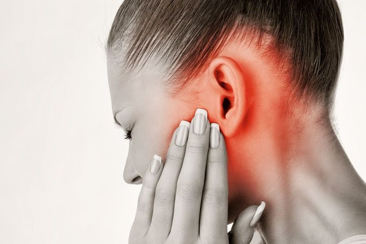 aperçu d'un mal d'oreille