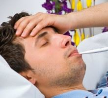 fièvre typhoïde